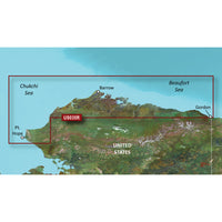 Garmin BlueChart g3 Vision HD - VUS035R - North Slope Alaska - microSD/SD [010-C0736-00]