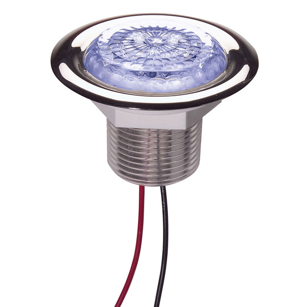 Innovative Lighting 3 LED Starr Light Recess Mount - Blue [012-2500-7]