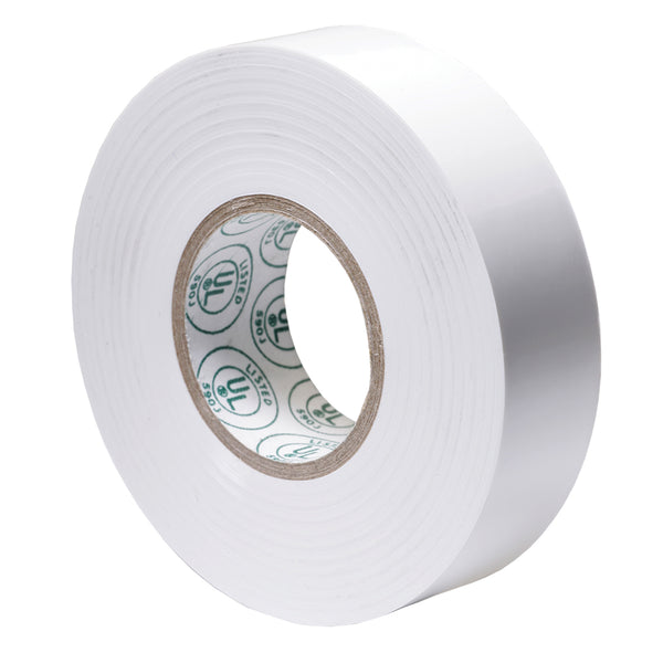 "Ancor Premium Electrical Tape - 3/4"" x 66' - White [337066]"