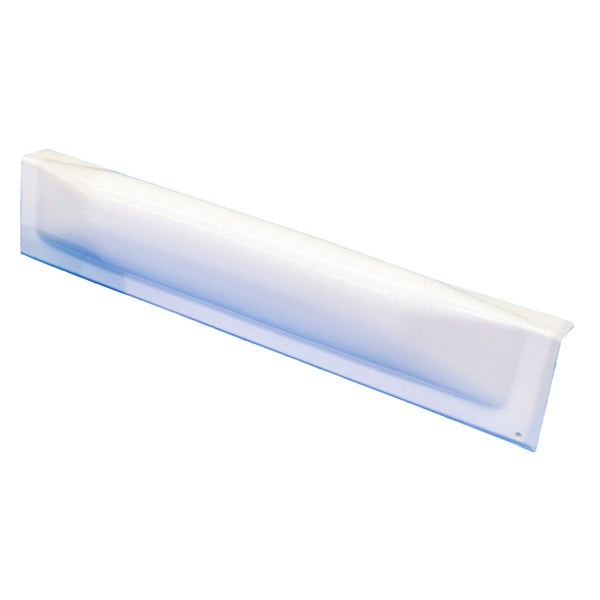 "Dock Edge Dock Bumper Straight Dockguard - 18"" - White [73-106-F]"