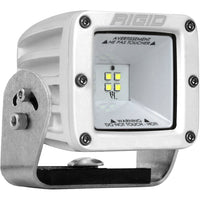 "RIGID Industries DC Scene Light - 2"" x 2"" 115 Light - White [681613]"