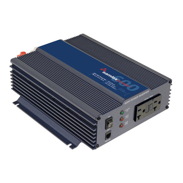 Samlex 600W Pure Sine Wave Inverter - 12V [PST-600-12]