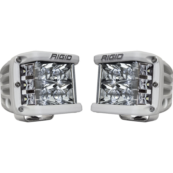 RIGID Industries D-SS Series PRO Spot LED Surface Mount - Pair - White [862213]