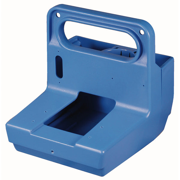 Vexilar Genz Blue Box Carrying Case [BC-100]