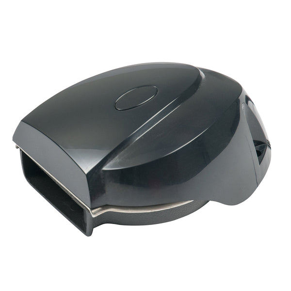 Marinco 12V MiniBlast Compact Single Horn w/Black Cover [10098]