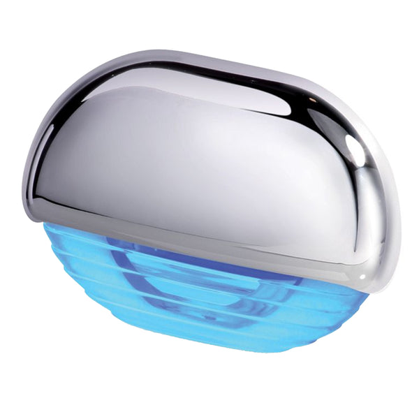 Hella Marine Easy Fit Step Lamp - Blue Chrome Cap [958126101]