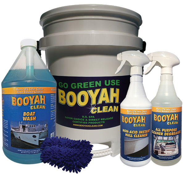 Booyah Clean Bucket Kit