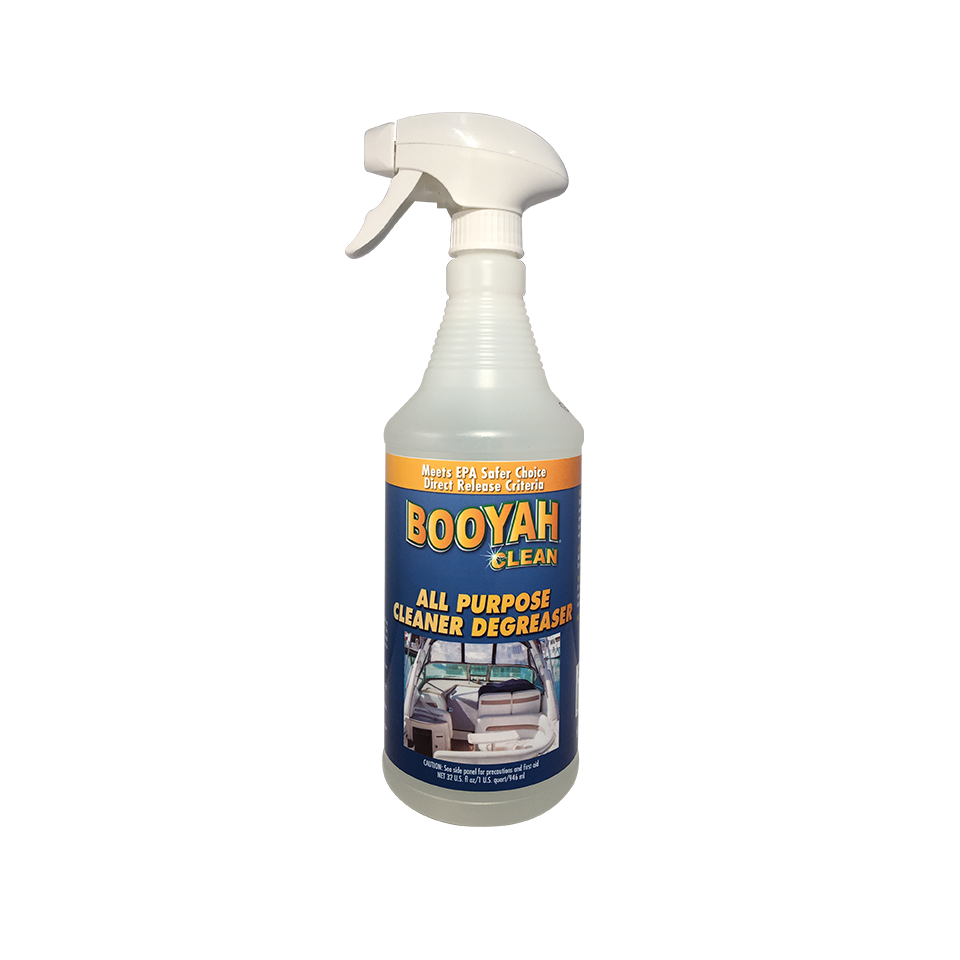 Booyah Clean All Purpose Cleaner Degreaser