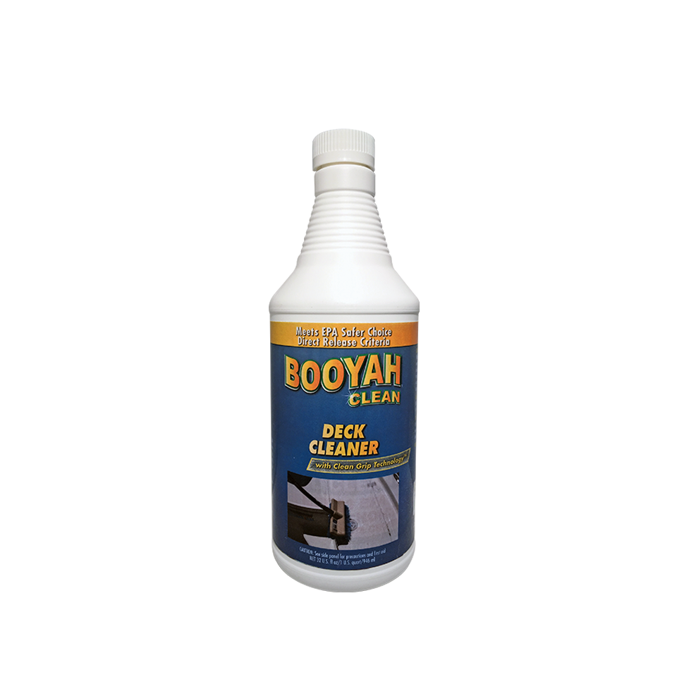 Booyah Clean Deck Cleaner
