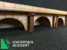 Load image into Gallery viewer, 8/10mm Arched Board Surround (Closed Back) - Uncertain Scenery