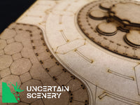 8/10mm Roundabout - Uncertain Scenery