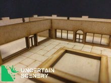 Load image into Gallery viewer, 8/10mm Sunken Courtyard - Uncertain Scenery