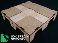15mm T-Junction - Uncertain Scenery