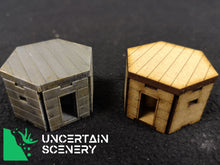 Load image into Gallery viewer, 15mm Type 22 Pillbox (set of 3) - Uncertain Scenery