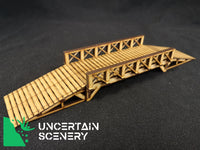 Bridge Riser - Uncertain Scenery
