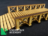 Bridge (wooden) - Uncertain Scenery