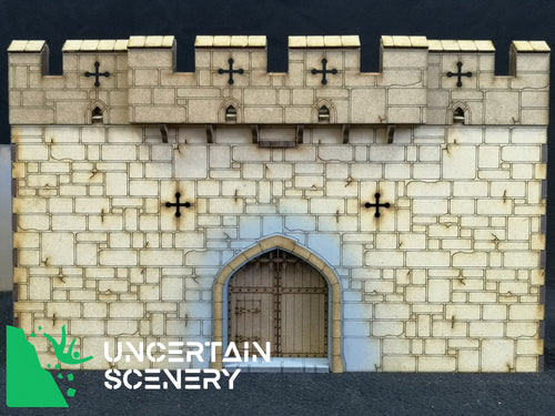 Castle Gatehouse - Uncertain Scenery