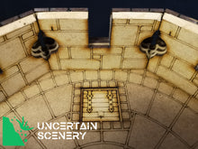 Load image into Gallery viewer, Castle Tower - Uncertain Scenery