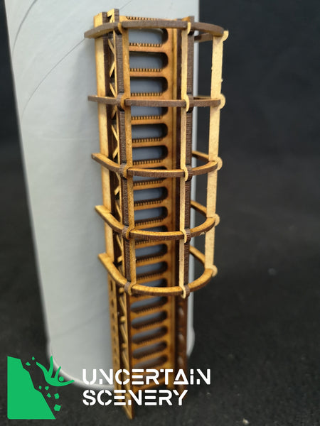 28mm Sci Fi Ladder (150mm length) - Uncertain Scenery