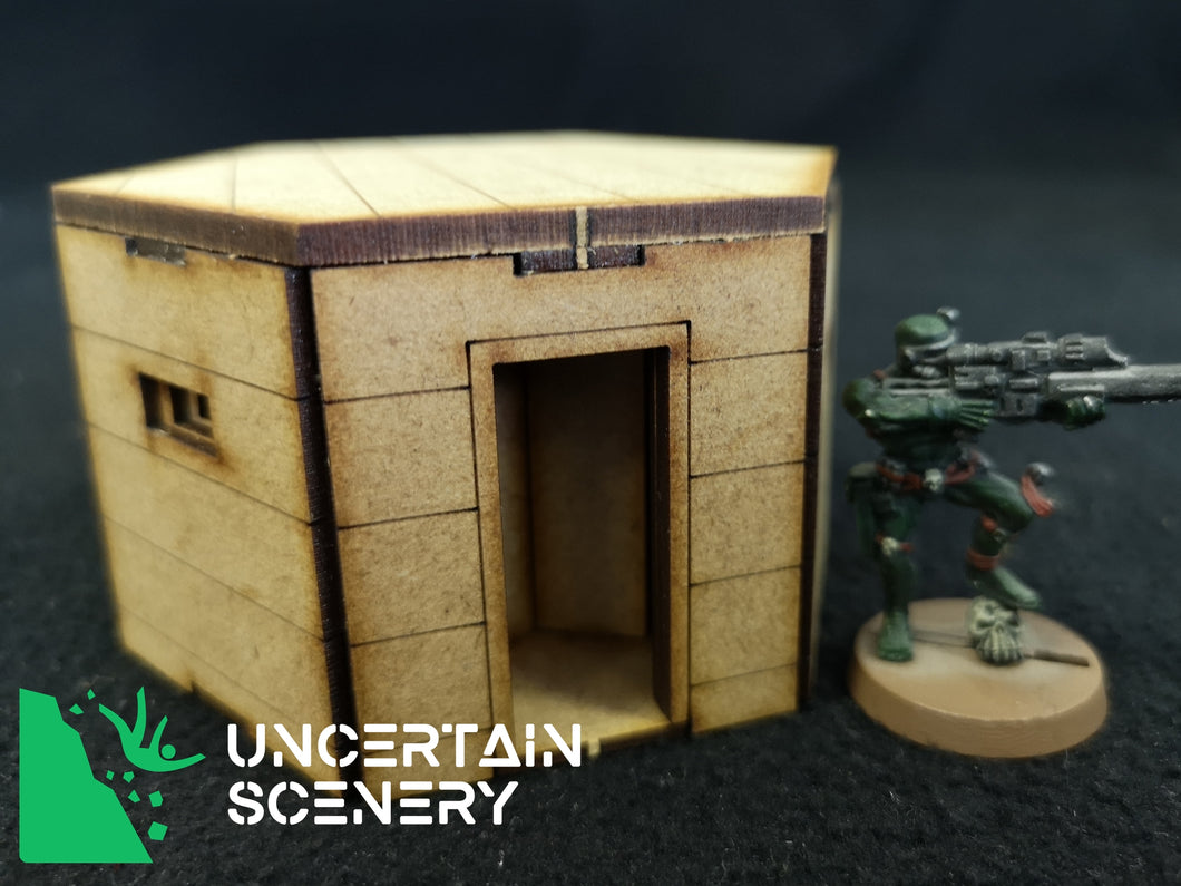 Type 22 Pillbox (set of 3) - Uncertain Scenery