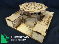 "28mm Skirmish Crossroads 1 ""The Lift"" - Uncertain Scenery"