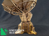 Comms / Sensor Dish - Uncertain Scenery