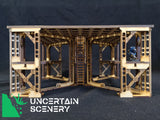 Industrial Tower (Base +3 x Industrial Walkways (6 inch)) - Uncertain Scenery