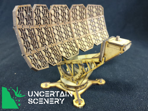 Radar/Comms Antenna Bundle (Antenna + Options pack) - Uncertain Scenery