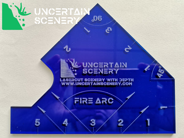 Unlucky Bobs Swiz Army Measurement Tool - Uncertain Scenery