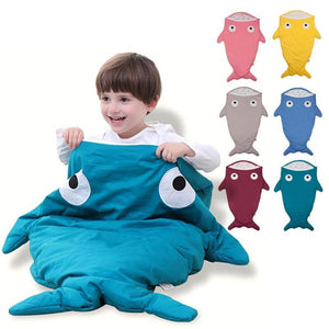 Mega Shark Sleeping Bag