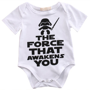 The Force That Awakens You Bodysuit