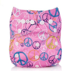 Peace Cloth Pocket Diaper