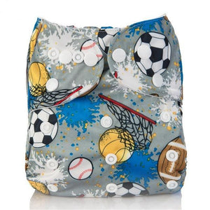 Sports Cloth Pocket Diaper