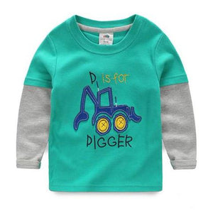 D Is For Digger Shirt