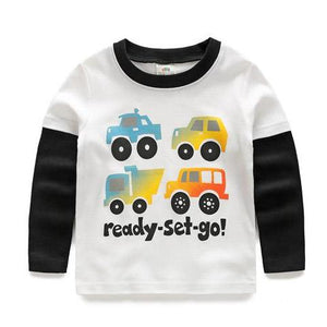 Ready-Set-Go! Shirt