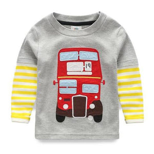 Double Decker Bus Shirt