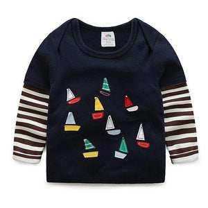 Sail Boats Shirt