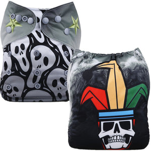 Dark Soul Cloth Pocket Diaper