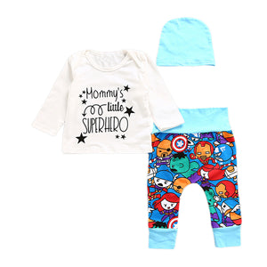 Mommy's Little Hero Outfit