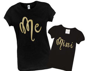 Mini Me Mommy and Me Shirt