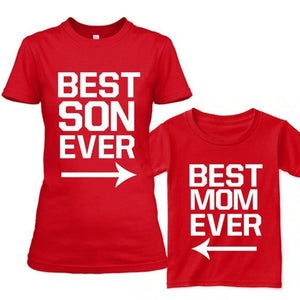 Best Mom and Son Mommy and Me Shirt
