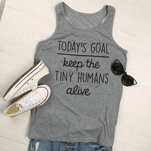 Keep The Tiny Humans Alive Shirt