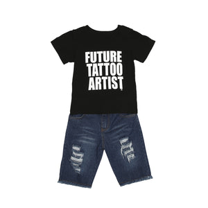 Future Tattoo Artist Outfit