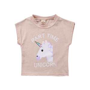 Part Time Unicorn Shirt