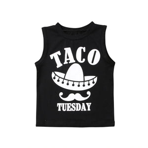 Taco Tuesday Tank Top