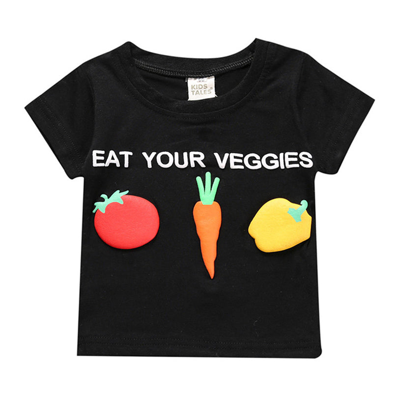 Eat Your Veggies Shirt (More Colors)