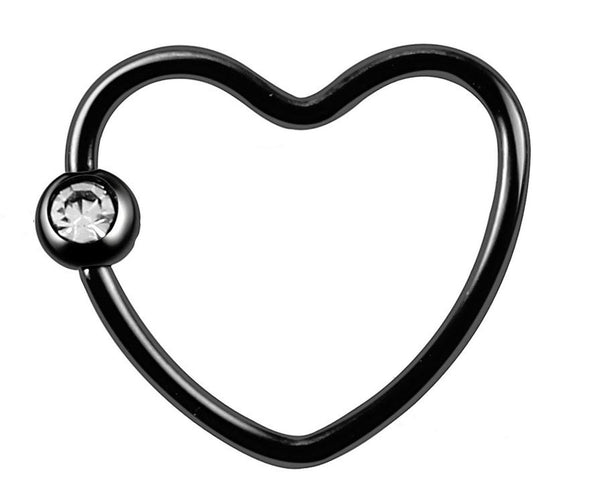 16G Heart CBR Black PVD Coated - seo-img