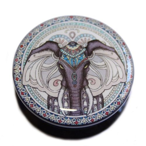 Decorative Elephant Acrylic Plugs - seo-img