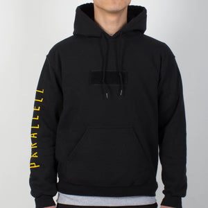 Men & Women Hoodie / Black