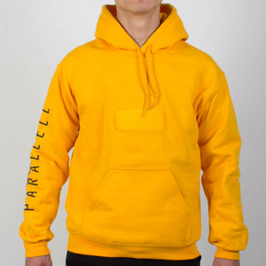 Men & Women Hoodie / Yellow